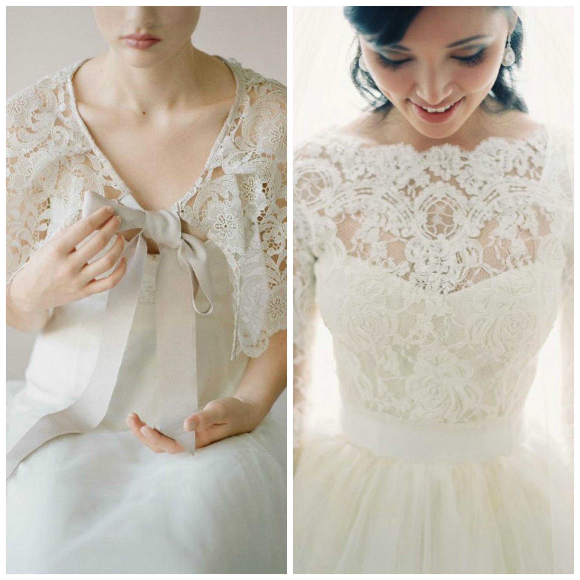 Vestidos de novia: tendencias 2014 | Hanami